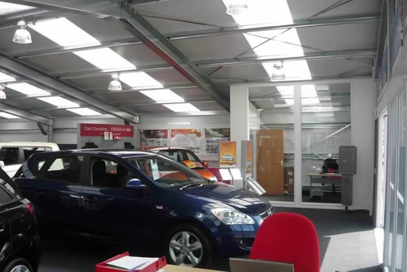 Car Showroom East Kilbride Kia Dealers Glasgow Area 28