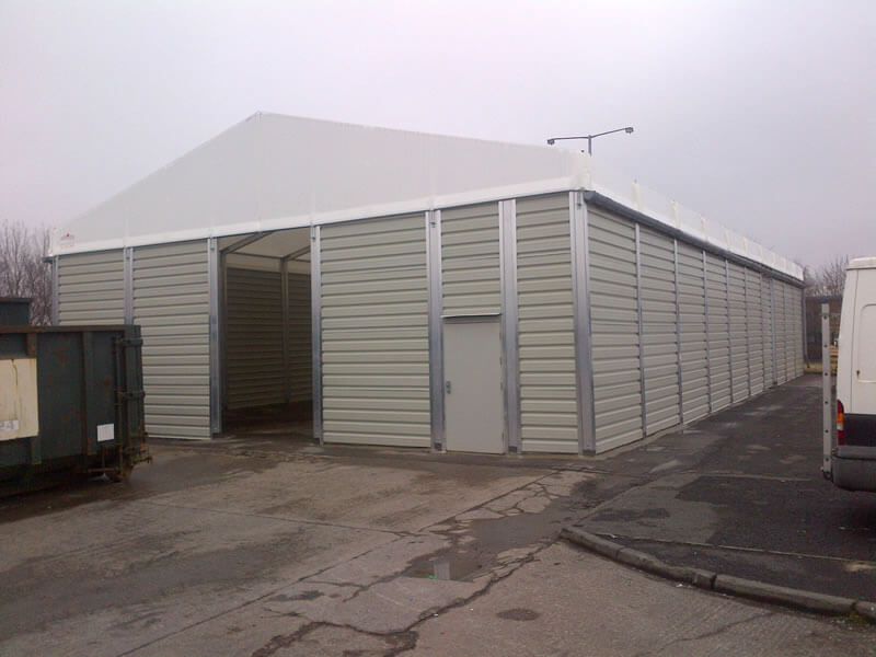 Second hand large warehouse building available for sale for Big garages for sale