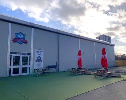 Relocatable Building for Stratford Padel Club