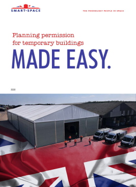 Your Guide to Planning for Temporary Buildings