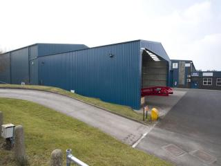Mitchell Powersystems Loading Bay
