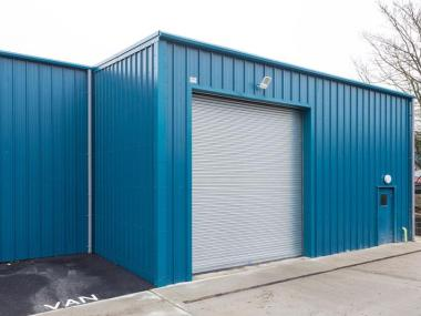 Production and Storage Facility for Fast-Expanding Commercial Lighting Specialist