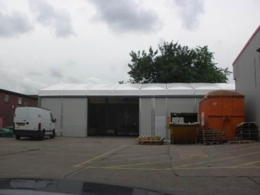 Hire Temporary Storage Building not a Storage Marquee