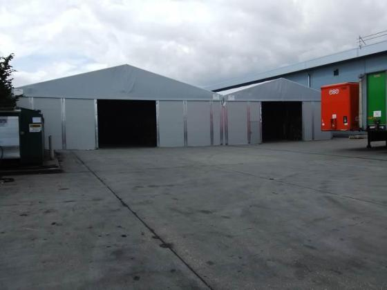 Temporary Storage Building