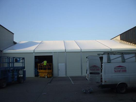Temporary Buildings Hire or Buy