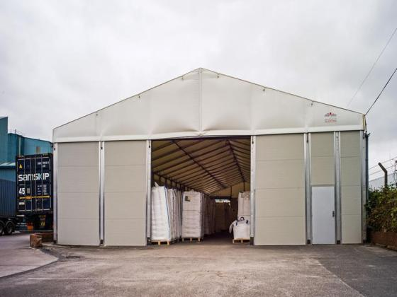 3rd Party Space Vs Temporary Warehouse Buildings