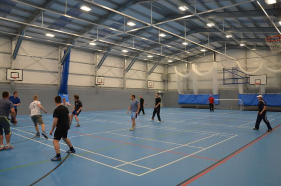 Sports Halls and Facilities