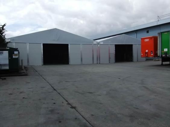Temporary Storage Building Surgery Express